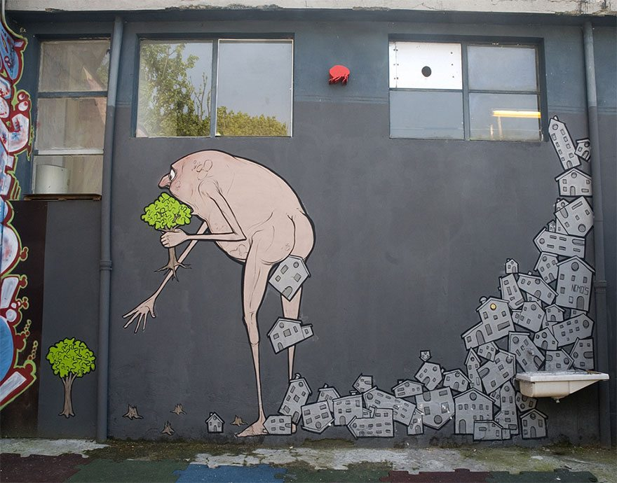 XX-Powerful-Street-Art-Pieces-That-Tell-The-Uncomfortable-Thruth32__880