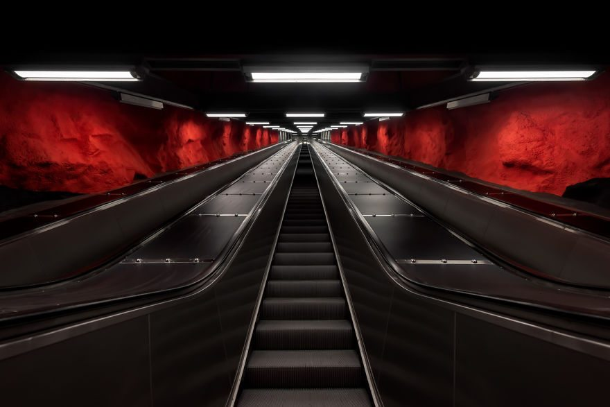 Escape From Hell – Solna Centrum
