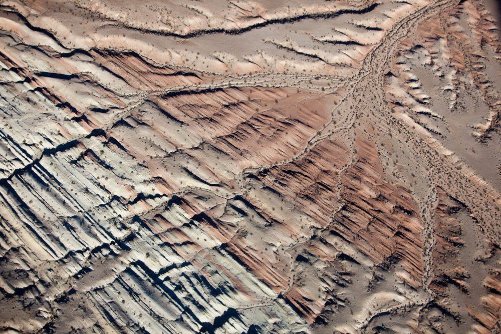 Drainage-Patterns-in-Clark-County-Nevada